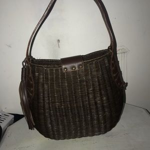 Handbags - Brown bag